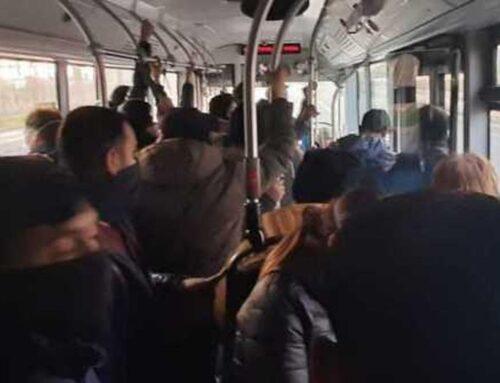 I trasporti pubblici sono essenziali e vanno garantiti!